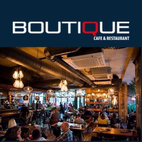 Boutique 1 & 2 –  Restorani u srcu Beograda