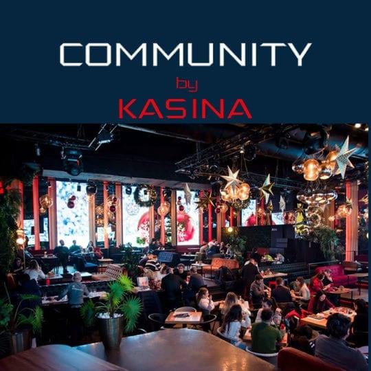KASINA by COMMUNIY