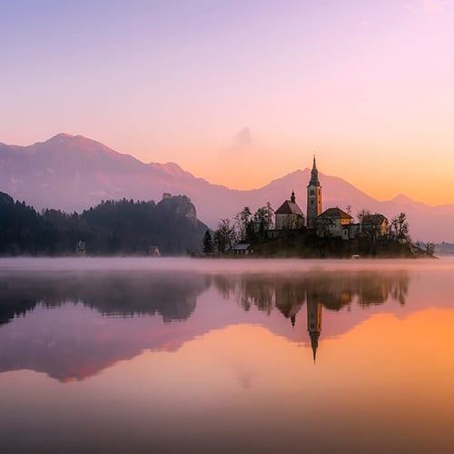 Bledsko jezero, jednostavno čarobno