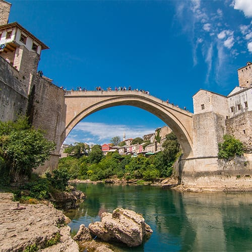 Mostar – grad na Neretvi