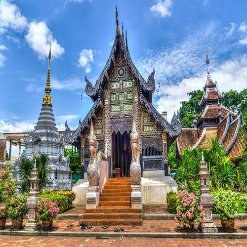 Zemlja osmeha, Tajland