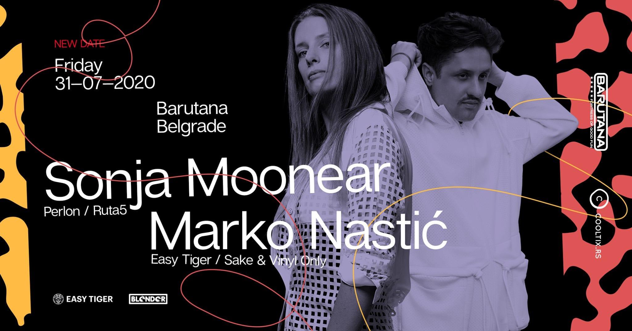 Barutana & Blender party