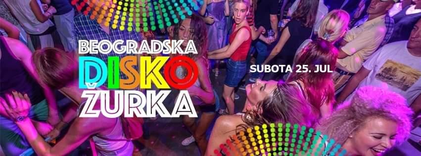 Disko žurka